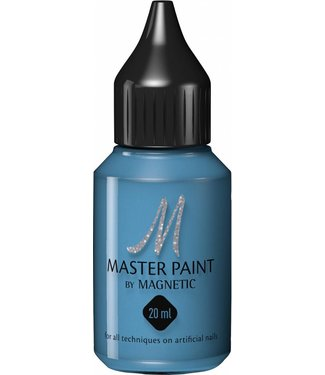 Magnetic Nail Design Master Paint Light Blue
