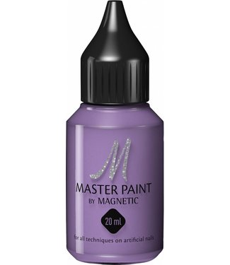 Magnetic Nail Design Master Paint Lila