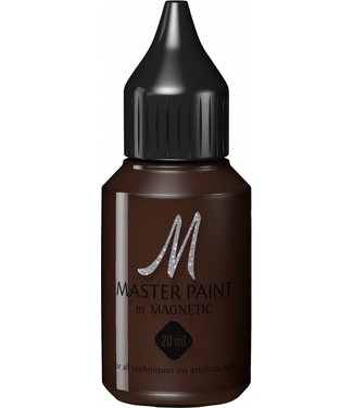 Magnetic Nail Design Master Paint Deep Brown