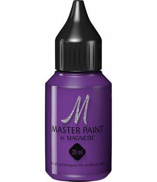 Magnetic Nail Design Master Paint Pure Purple
