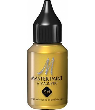 Magnetic Master Paint Cool Gold