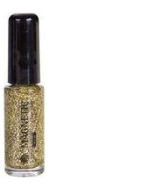 Magnetic 3 Stripe-it Gold Glitter