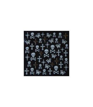 Magnetic Nail Design Nailart Sticker 117079