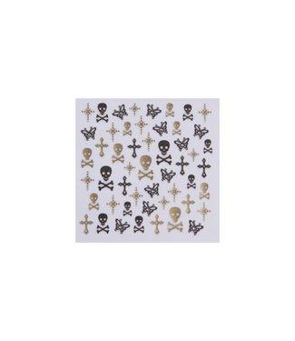 Magnetic Nailart Sticker 117082