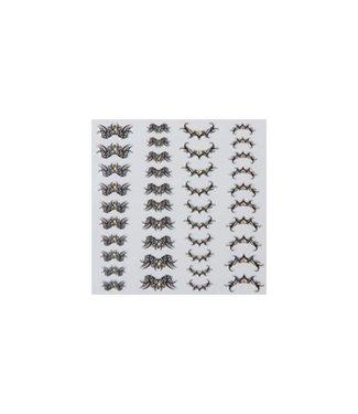 Magnetic Nail Design Nailart sticker 117081