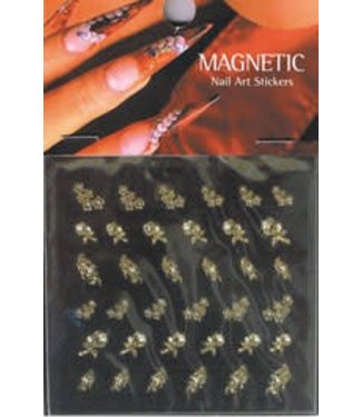 Magnetic Nailart Sticker 117414
