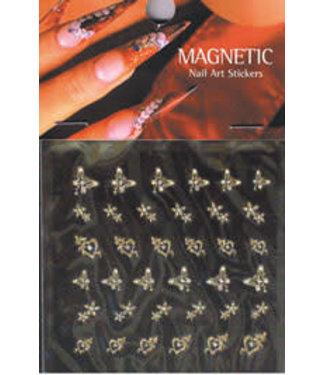Magnetic Nailart Sticker 117416