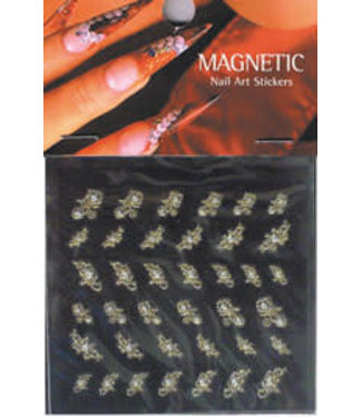 Magnetic Nailart Sticker 117417
