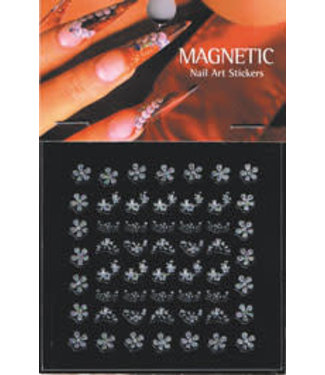 Magnetic Nailart Sticker 117419