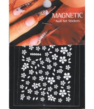 Magnetic Nailart sticker 117420