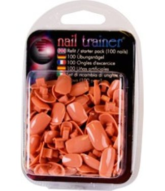 Magnetic Nail Design Nail Trainer Nagelbedjes assorti 100 st.