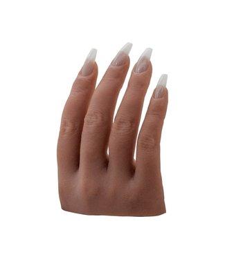 Magnetic Your Perfect Hand - Halve hand met getinte huid