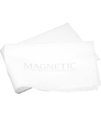 Magnetic Table Towel Pack White 50stuks