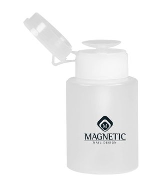 Magnetic Nail Design Pompdispenser fingertip