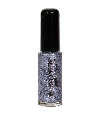 Magnetic 53 Stripe-it Silver Glitter