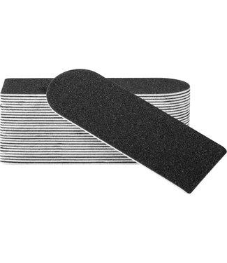 Magnetic 80 grit Strips voor Voetvijl