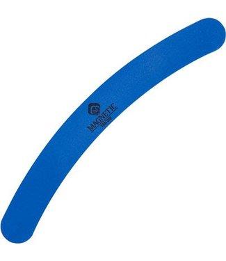 Magnetic Boomerang Blauw 220/320 grit