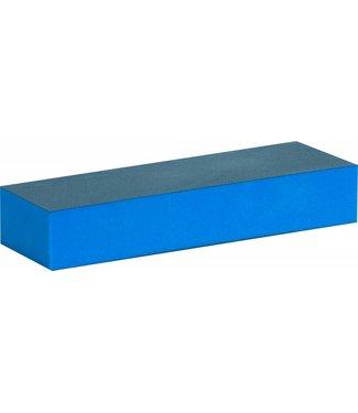 Magnetic 320 grit Slimline Block Blue