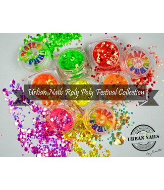Urban Nails Roly Poly Festival Collection