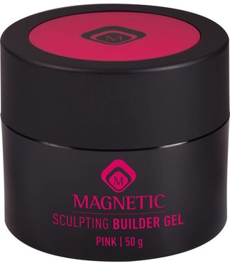 Magnetic Sculpting Gel Pink