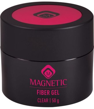 Magnetic Fiber Sculpting Gel Clear