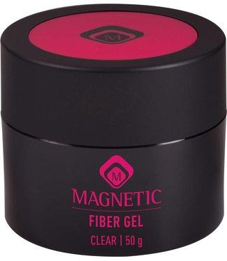 Magnetic Nail Design Fiber Sculpting Gel Clear