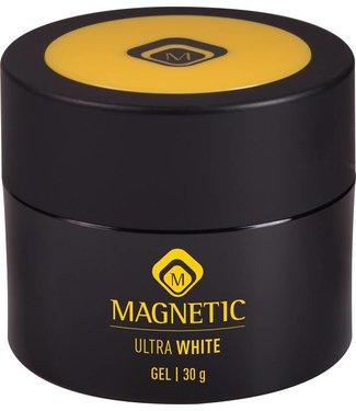 Magnetic Nail Design Spectrum gel ultra white 30 gr.