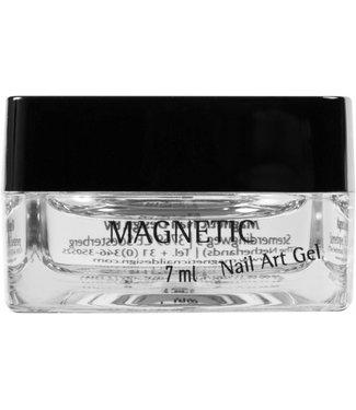 Magnetic Nail Design Natural Base Gel