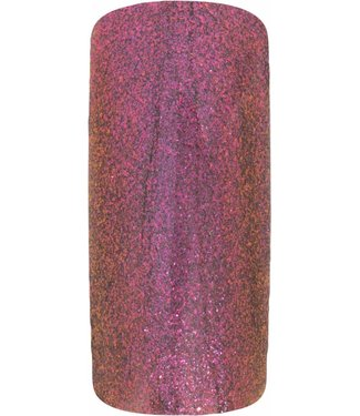 Magnetic Nail Design 622 Nail Art Gel Raspberry Glitter 7 ml.