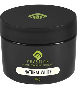 Magnetic Prestige Poeder Natural White