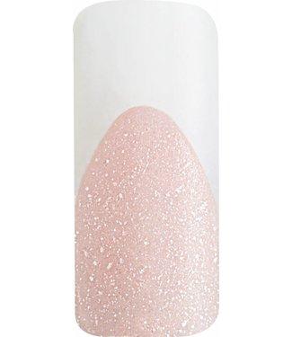 Magnetic Acryl poeder Sparkling Nudes Silver 12 gr.