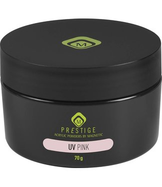 Magnetic Prestige Powder UV Pink 70 gr.