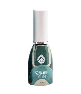 Magnetic Nail Design Soak Off Top Gel 15 ml.