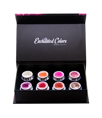 Magnetic The Enchanted Colors Collection 2