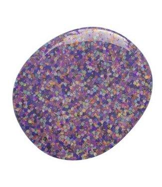 Magnetic 254 Colorgel Pink glitter hologram 7 ml.