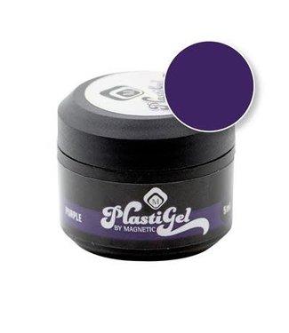 Magnetic Nail Design Plastigel Purple 5 gr.