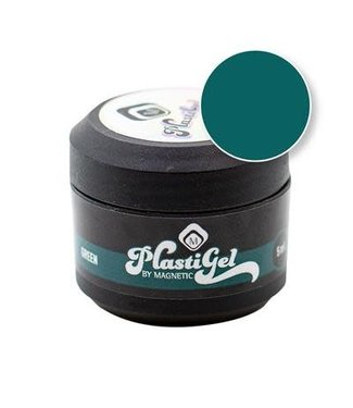 Magnetic Plastigel Green 5 gr.
