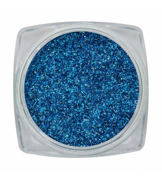 Magnetic Chrome Sparkle Blue