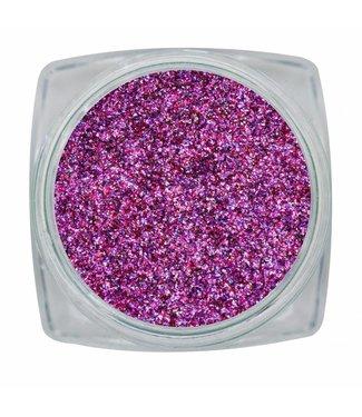 Magnetic Nail Design Chrome Sparkle Rose