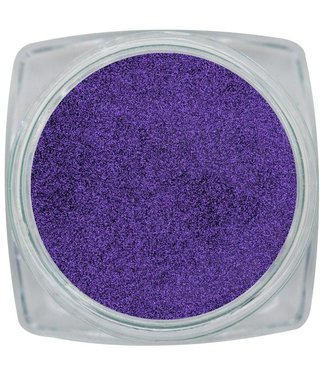 Magnetic Nail Design Chrome Pigment Purple