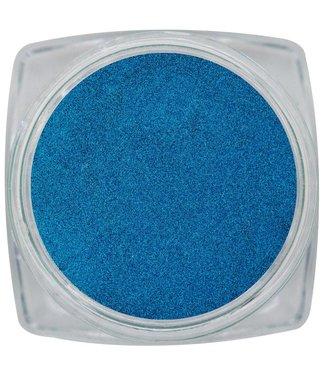 Magnetic Nail Design Chrome Pigment Blue