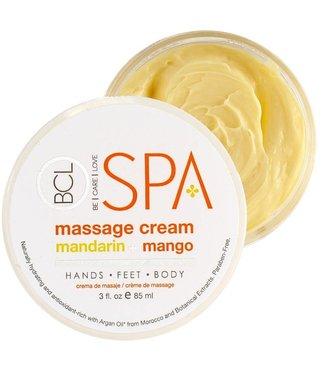 BCL Spa BCL Spa Mandarin & Mango Massage Cream, 85 ml.