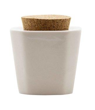 Magnetic Nail Design Dappendish Porcelein Wit