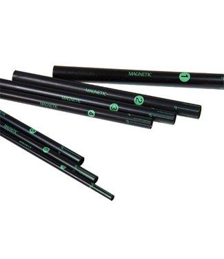 Magnetic Nail Design Pinching Sticks 7 maten