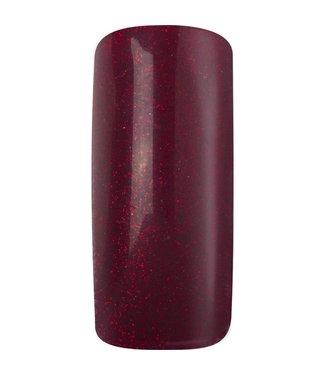 Magnetic Nail Design Acryl poeder glitter Glitter Red 12 gr.