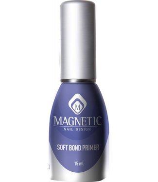 Magnetic Nail Design Primer (Soft Bond) 15 ml.