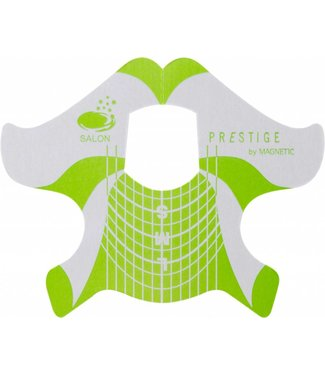 Magnetic Nail Design Prestige Salon Sjablonen 250 st.