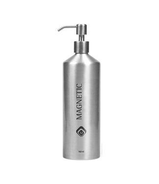 Magnetic Pompflacon, 1 liter, leeg