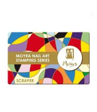 Moyra Schraper nr. 4 Coloured