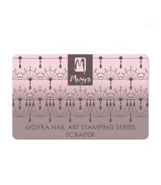 Moyra Schraper nr. 6 roze/lila